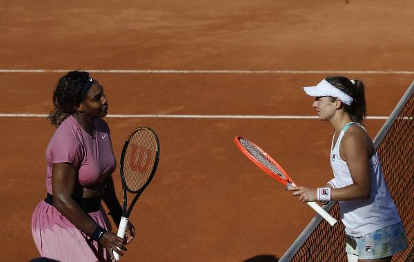 Serena Williamsová a Nadia