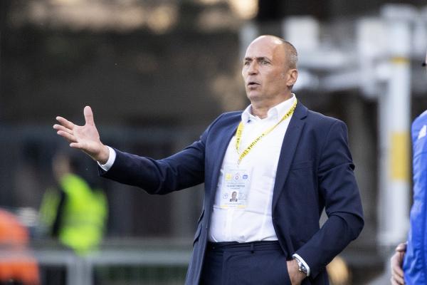 Tréner ŠK Slovan Darko