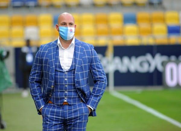 Generálny riaditeľ ŠK Slovan