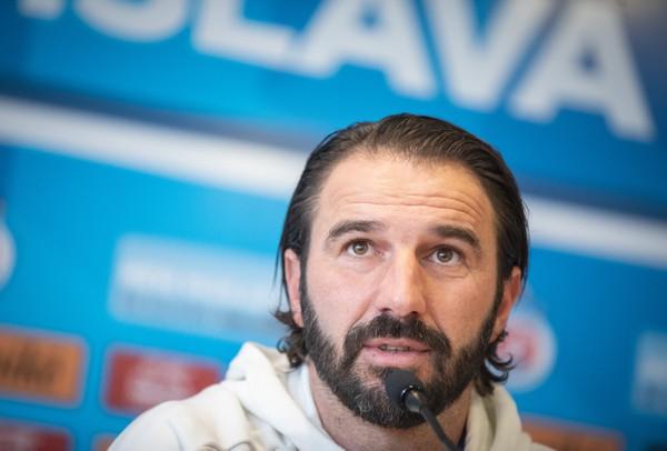 Tréner ŠK Slovan Bratislava