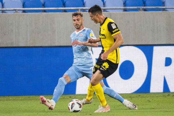 Aleksandar Čavrič (Slovan) a