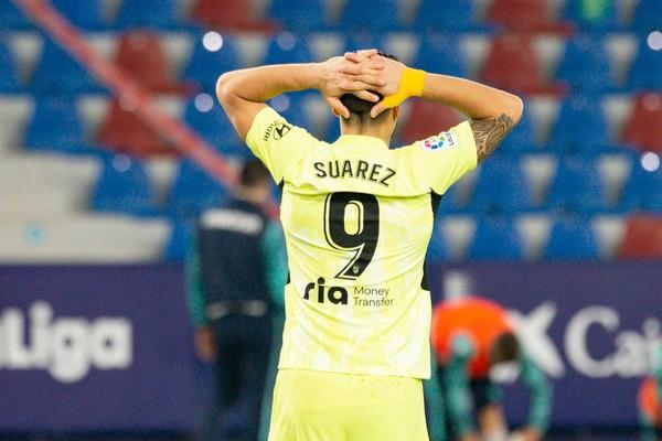 Luis Suárez sa proti