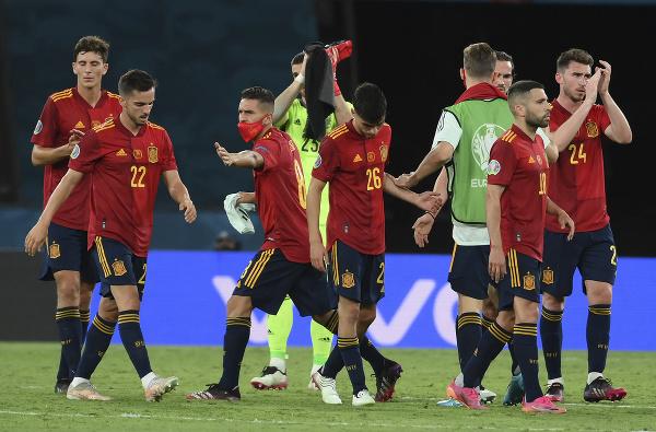 Frustrovaní Španieli po záverečnom