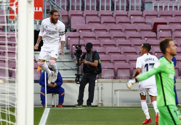 Sergio Ramos a jeho