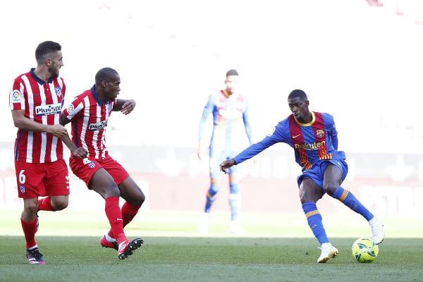 Ousmane Dembélé, Koke a