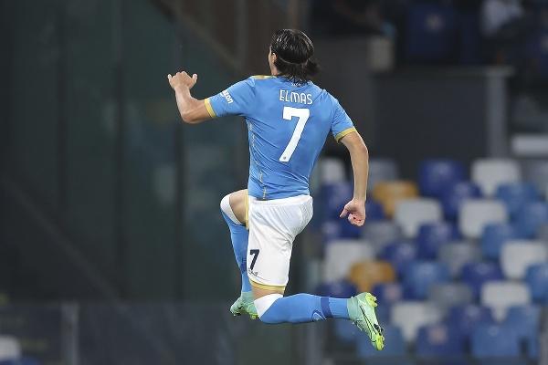 Futbalista SSC Neapol Eljif