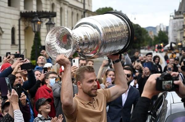 Erik Černák ukázal fanúšikov