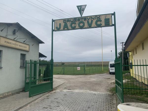 Štadión TJ Družstevník Jacovce