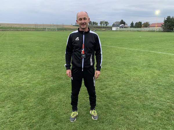 Tréner Roman Jakubička