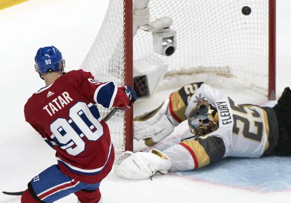 Slovenský hráč Montrealu Canadiens