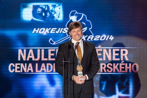 Tréner HC Košice Anton