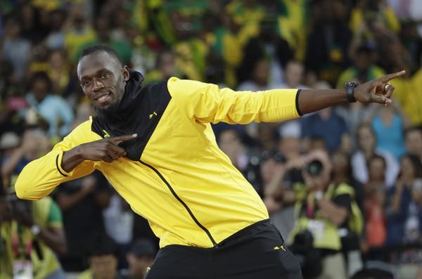 Rozlúčka Usaina Bolta v