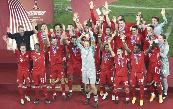 Futbalisti FC Bayern Mníchov