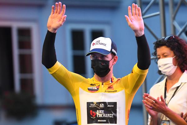 Austrálsky cyklista Kaden Groves