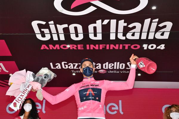 Filippo Ganna ovládol prvú