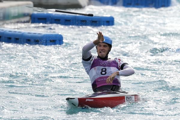 Český vodný slalomár Lukáš