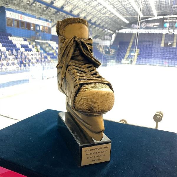 Ocenenie Zlatá korčuľa