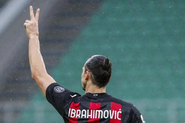 Zlatan Ibrahimovič a jeho