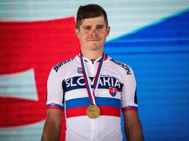 Juraj Sagan majstrom Slovenska