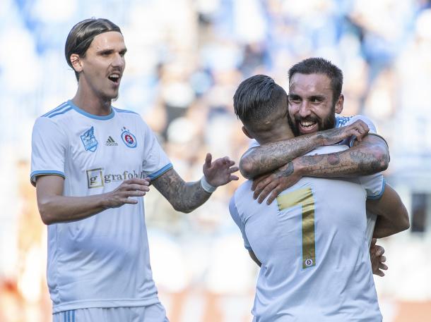 Slovan zdolal kosovského majstra