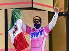 Pérez s prvým kariérnym víťazstvom