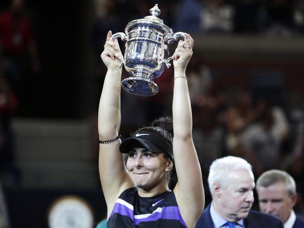 Bianca Andreescová víťazkou US Open