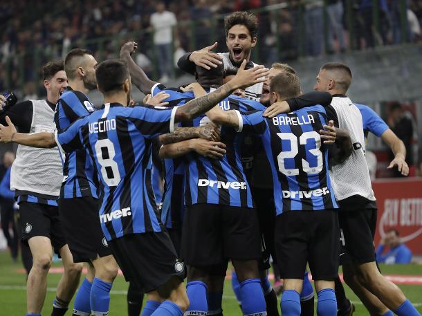 Inter ovládol derby