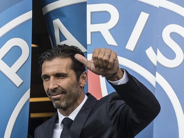 Buffon už je v PSG