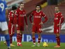 Liverpool doma opäť zlyhal