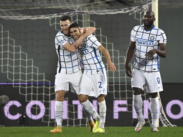 Inter opäť na čele Serie A