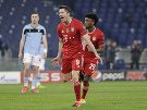 Bayern prevalcoval Lazio