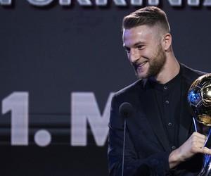 Futbalistom roka Škriniar