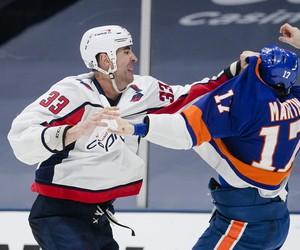 Slovenský obor v NHL opäť zhodil rukavice