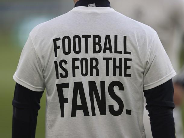 Futbal je pre fanúšikov