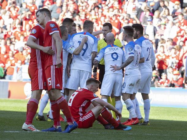 Slováci prehrali vo Walese