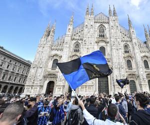 Miláno zaplavili fanúšikovia Interu
