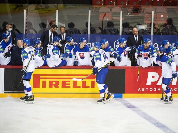Slováci zvládli prvý zápas na šampionáte