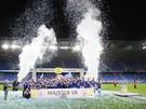 Slovan zakončil majstrovskú sezónu výhrou