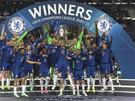 Chelsea vládne Lige majstrov