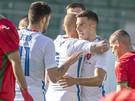 Slovenskí futbalisti opäť na trávniku