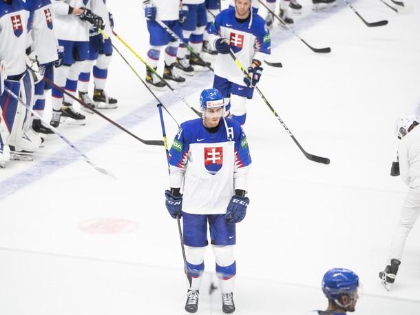 Slováci sa rozlúčili s MS v hokeji