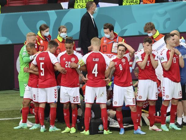 Chvíle hrôzy na EURO 2020