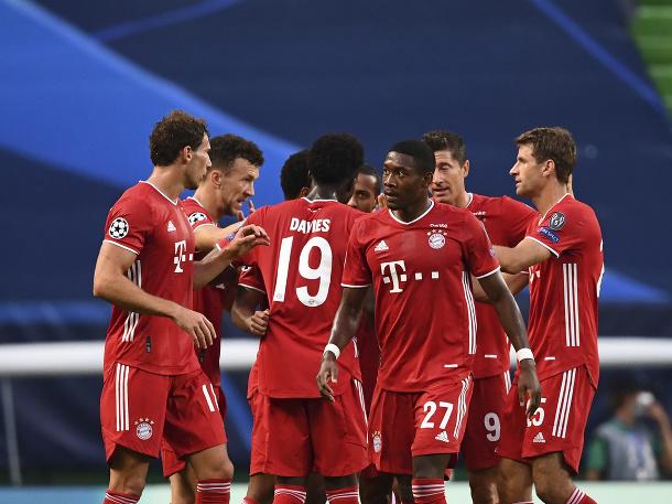 Spanilá jazda Bayernu