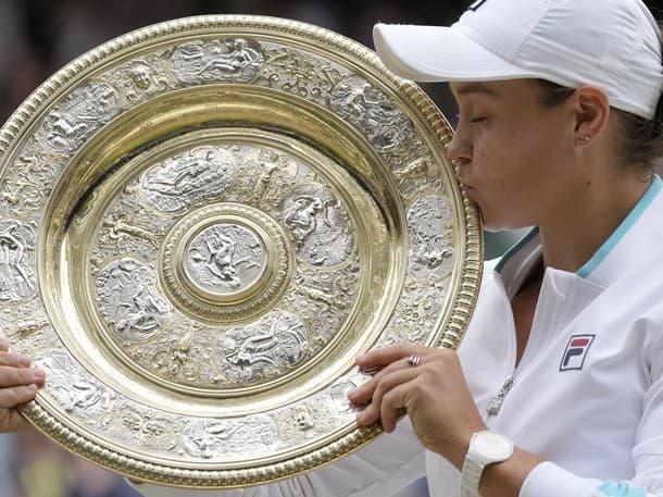 Wimbledonský zápis do histórie