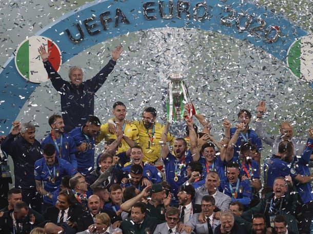Taliani vyhrali EURO