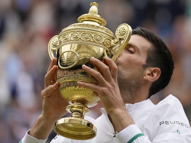 Djokovič víťazom Wimbledonu