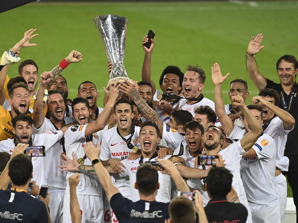 Králi Európskej ligy!