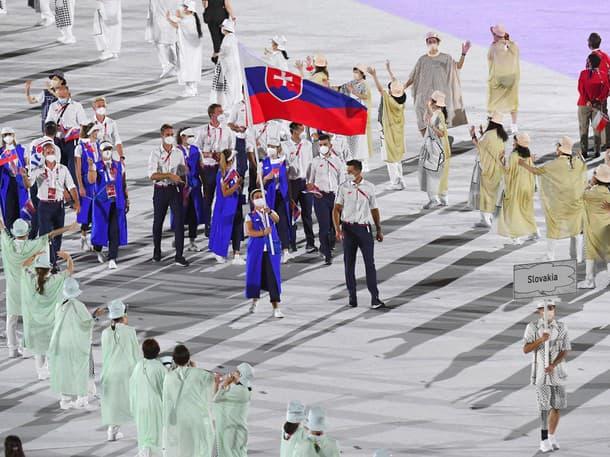 Slovensko vstupuje na olympiádu