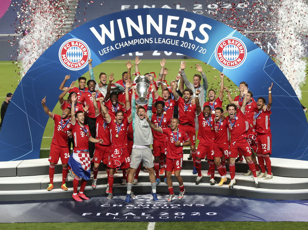 Bayern to dokázal!