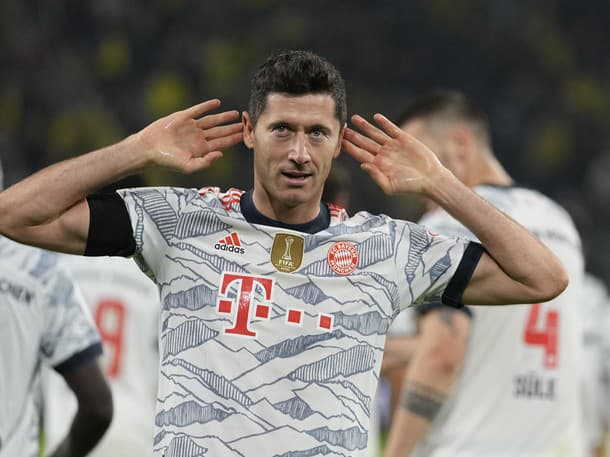 Lewandowski pokračuje vo skvelej forme